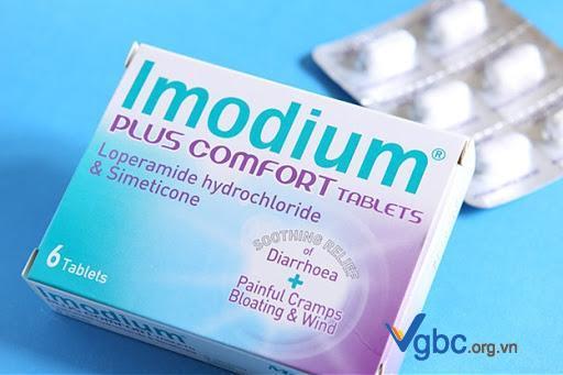 Những lưu ý khi sử dụng thuốc tiêu chảy Imodium